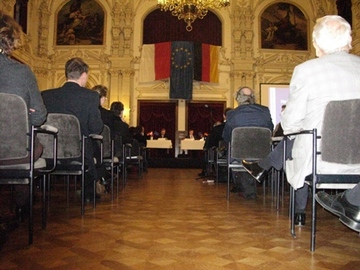 Podiumsdiskussion